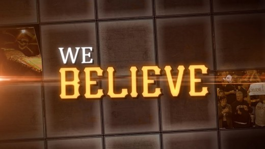 "Pittsburgh Pirates 2015 Playoff Pump-Up Video – ""We Believe"""