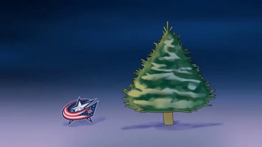 Pittsburgh Penguins / Eat'n Park Christmas Tree Commercial (2015)