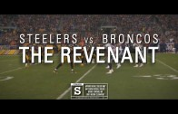 """Steelers vs. Broncos 