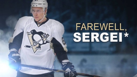 Sergei Plotnikov Farewell Tribute   Pittsburgh Penguins Parody