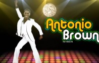 "Antonio Brown ""Dancing With The Stars"" Preview"