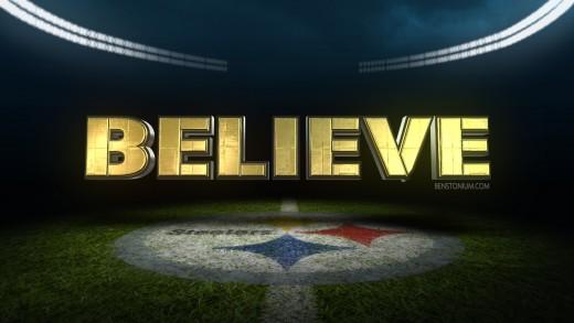 Believe – Playoffs 2016