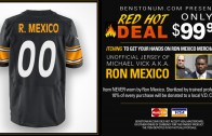 Ron Mexico Jersey Ad