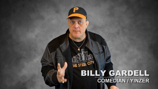 """Billy Gardell's """"The More Yinz Know"""" About Benstonium"""