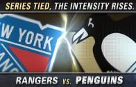 Pens vs. Rangers – Game 3