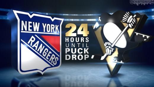 Pens vs. Rangers – Preview