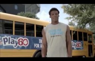 Cam Newton Play 60 Ad Parody
