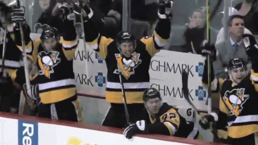 "Pittsburgh Penguins ""Party Hard"" Pump-Up Video"