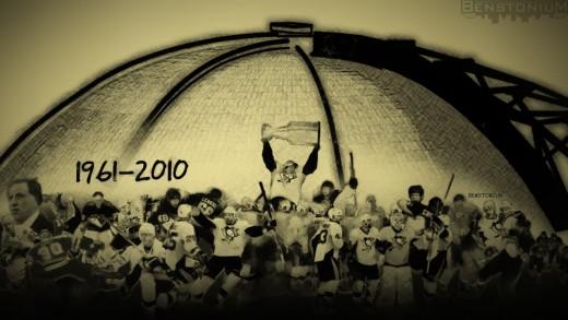 Mellon Arena Collage