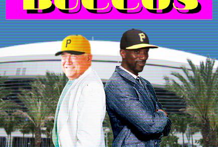 Buccos / Miami Vice Poster