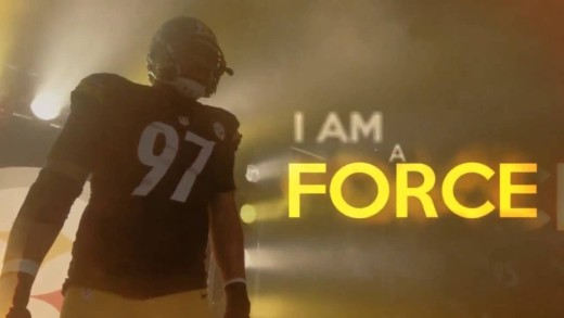 """Steel"" – Pittsburgh Steelers Pump-Up Video"