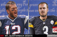 Tom Brady / Landry Jones Debate