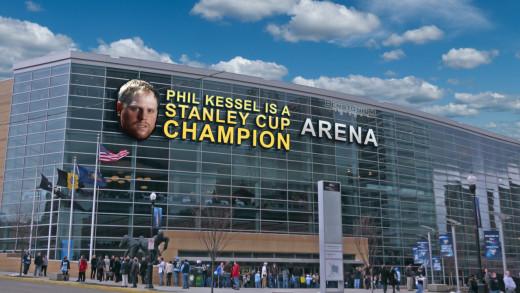 Phil Kessel Arena Redesign