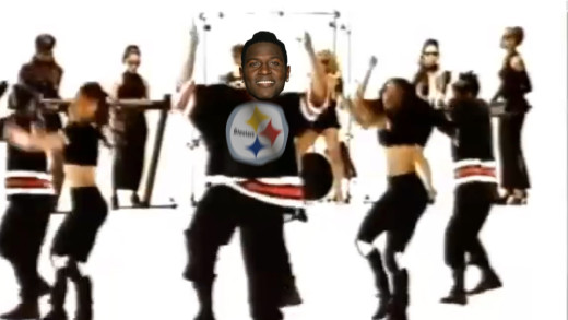 "Antonio Brown / MC Hammer ""Pumps and a Bump"" Remix"