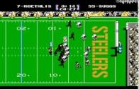 Antonio Brown's TD vs. Ravens — Tecmo Bowl Version