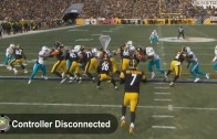 Le'Veon Bell's Xbox Controller Is Getting Disconnected