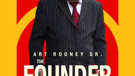 """""""The Founder"""" – Art Rooney Sr."""