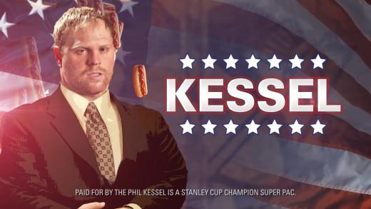 President Phil Kessel