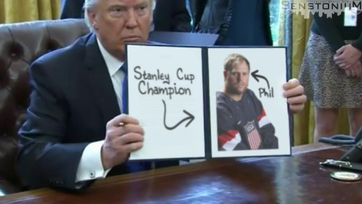 Trump Executive Order — Kessel Remix