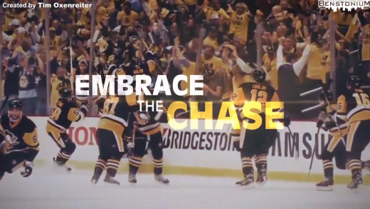 "Pens 2017 Playoff Video — ""Embrace The Chase"""