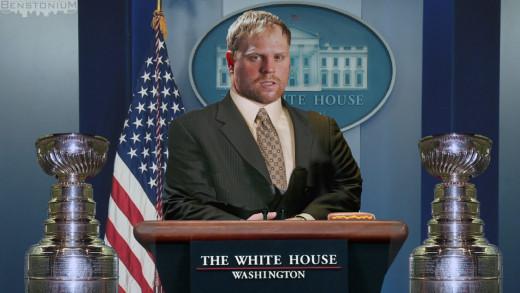 W.H. Press Secretary Phil Kessel