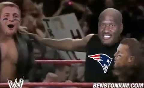 James Harrison Joins The Patriots — WWE Remix