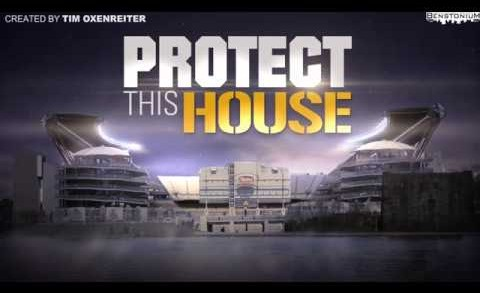 "Steelers Playoff Pump-Up Video – ""Run This Town"""