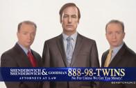Shenderovich, Shenderovich and Saul Goodman