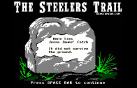 Steelers Trail – Jesse James Catch