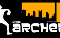 Chris Archer TV Logo