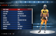 Madden Create-A-Player – Polamalu Impostor