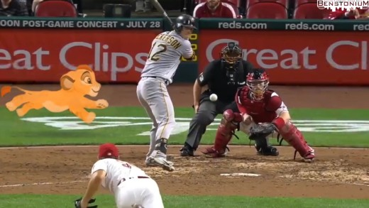 "Cat on the Field – ""Lion King"" / Pirates Mashup"