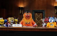 """Gritty"" Photoshopped into Stock Images"
