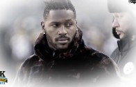 "Antonio Brown / ""The Simpsons"" Happy Birthday Video Message"