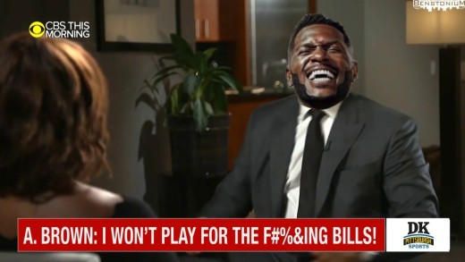 Antonio Brown / R. Kelly Interview Parody