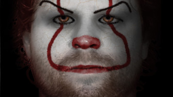 """""""It: Chapter Two"""" Poster with Phil Kessel"""