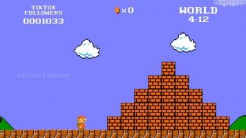 Milk Crate Challenge (Super Mario Bros. Version)
