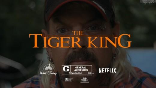"""""""Tiger King"""" / """"Lion King"""" Parody Movie Trailer"""