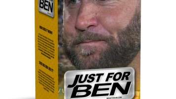 Just For Men – Big Ben Parody