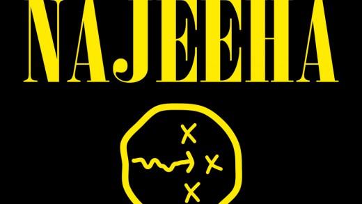 Najee Harris – Nirvana Logo