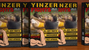 Yinzer Fights – VHS Tapes