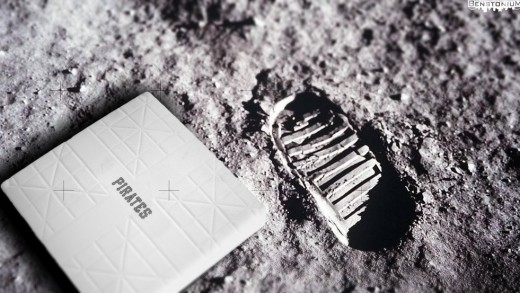 Ke'Bryan Moon Footprint
