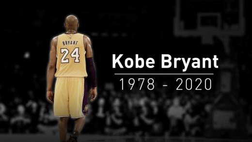 Kobe Bryant Memoriam