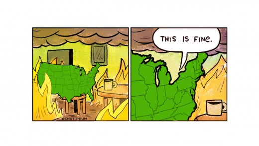 This Is Fine – USA