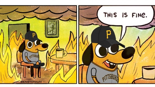 This Is Fine – Pirates
